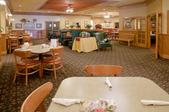BEST WESTERN Lee-Jackson Inn & Conference Center: Perkins Restaurant