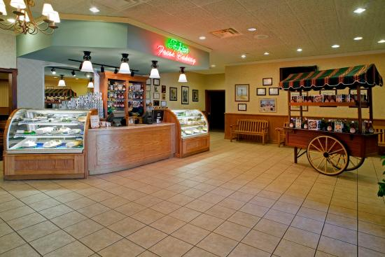 BEST WESTERN Lee-Jackson Inn & Conference Center: Perkins Restaurant 2