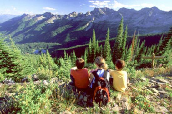Fernie, Kanada: Area Attraction