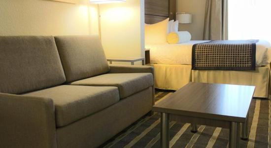 BEST WESTERN PLUS Hotel & Suites Airport South: Guest Room