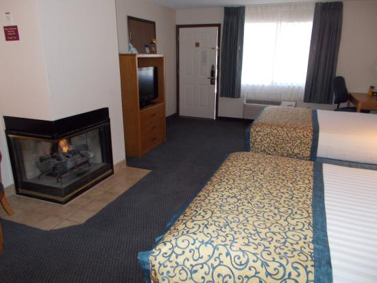 BEST WESTERN Paint Pony Lodge: Guest Room