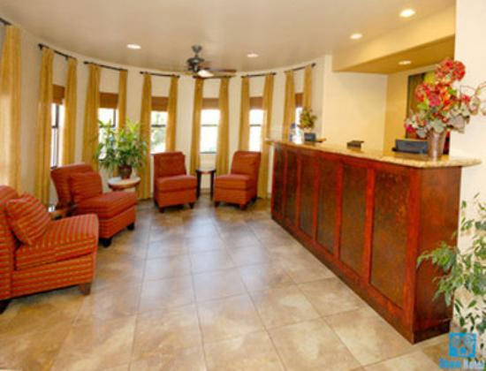 Cottonwood, AZ: Front Desk