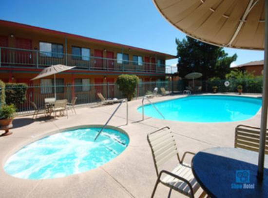 Cottonwood, Аризона: Hot Tub