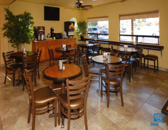 Cottonwood, AZ: Breakfast Area