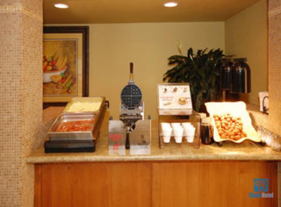 Cottonwood, Аризона: Breakfast Area
