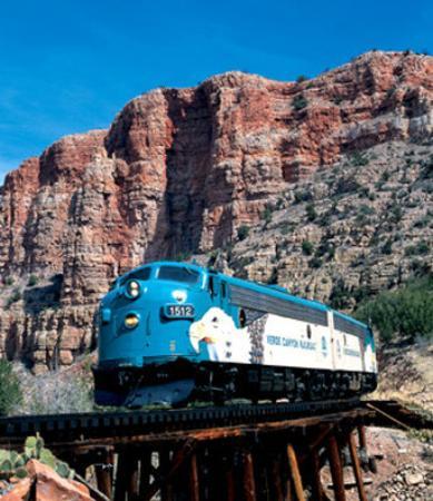 Cottonwood, AZ: The Verde Canyon Railroad