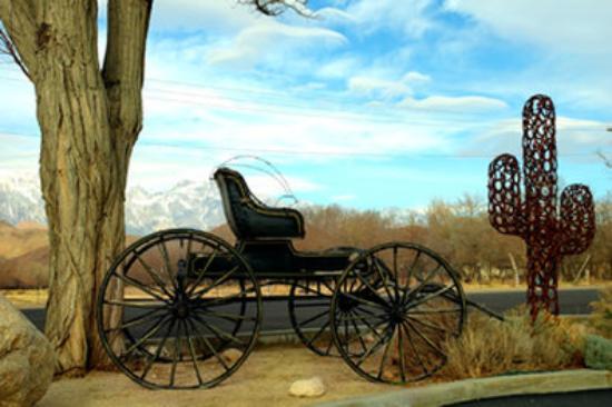 Best Western Hotel Lone Pine California