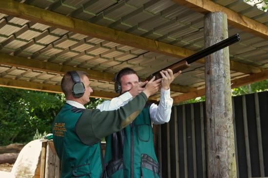 Luton Hoo Shooting School