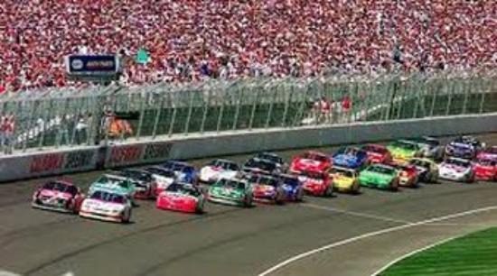 Best Western Plus Ontario Airport : NASCAR