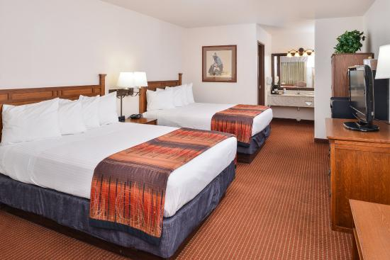 Clifton, CO: Double Queen Room