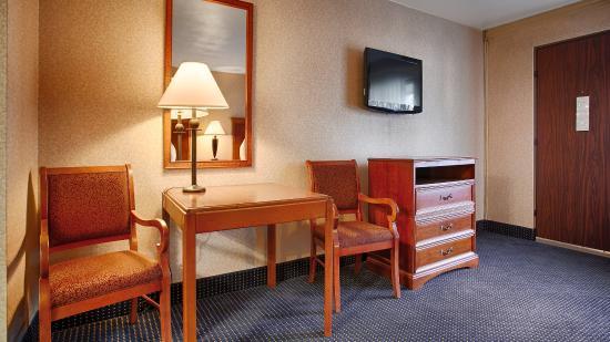 BEST WESTERN Pentagon Hotel - Reagan Airport: Guest Room