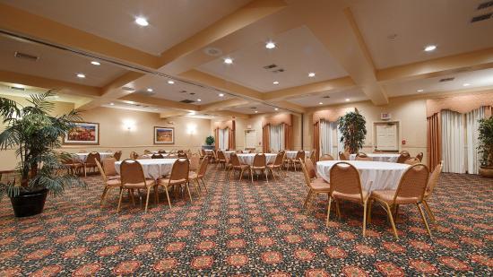 East Palatka, FL: Meeting Room