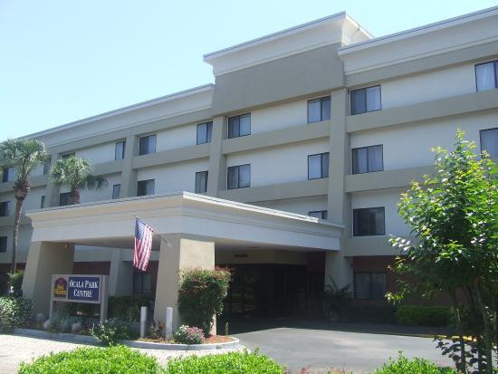 Best Western Ocala Park Centre: Hotel Exterior