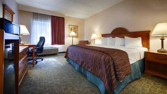 BEST WESTERN Ocala Park Centre: King Guest Room