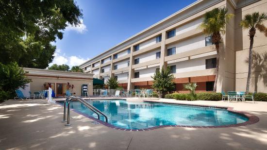 Best Western Ocala Park Centre: Pool