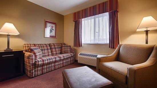 Best Western Muncie: Guest Room