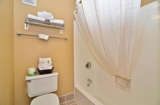 Fallon, NV: Guest Bathroom