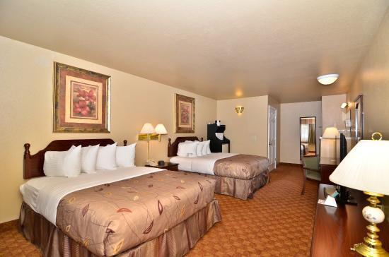 Fallon, NV: Guest Room