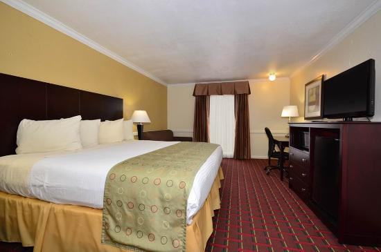 Best Western Market Center: King Leisure Guest Room
