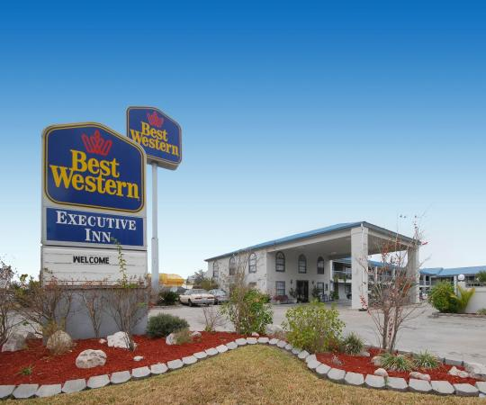 Photo of BEST WESTERN George West Executive Inn