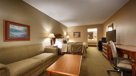 Best Western Inn of Brenham: King Guestroom