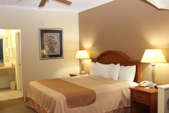 Navasota, تكساس: Guest Room