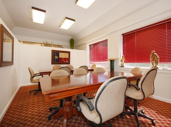 Johnson City, TX: Meeting Room