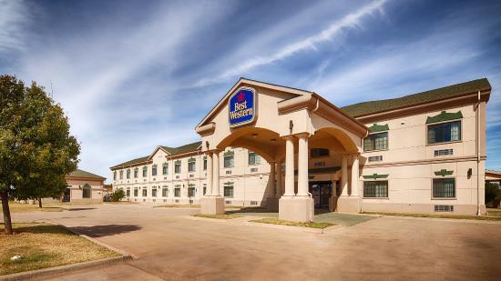 Quanah, Teksas: Hotel Exterior