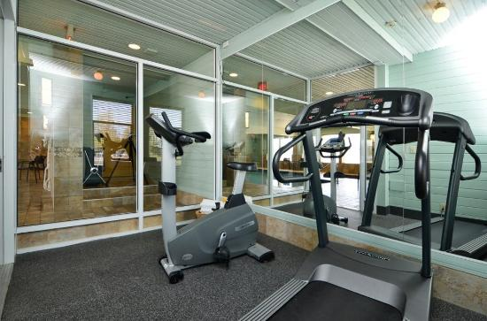 BEST WESTERN PLUS Langley Inn: Fitness Center