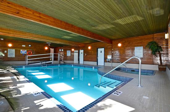 Aldergrove, كندا: Pool and Spa