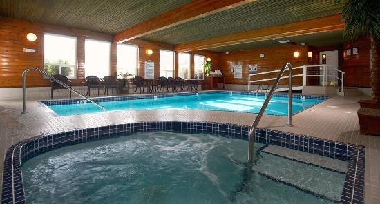 Aldergrove, Kanada: Pool and Spa