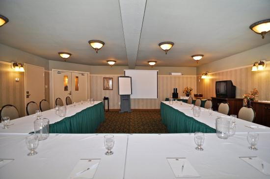 Grand Falls, Canada: Meeting Room