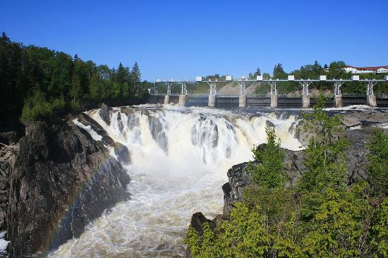 Grand Falls, Kanada: Falls