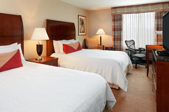 Independence, MO: Double Queen Room