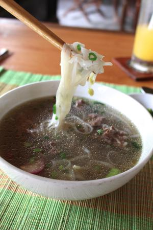 Thuan Tinh Island: Worth the effort - our pho