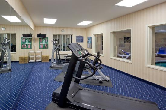 Middleboro, MA: Fitness Center