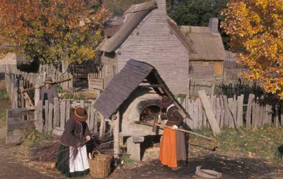 Middleboro, MA: Take a tour of historic Plymouth Plantation