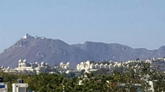 Landscape - Le ROI Udaipur Photo