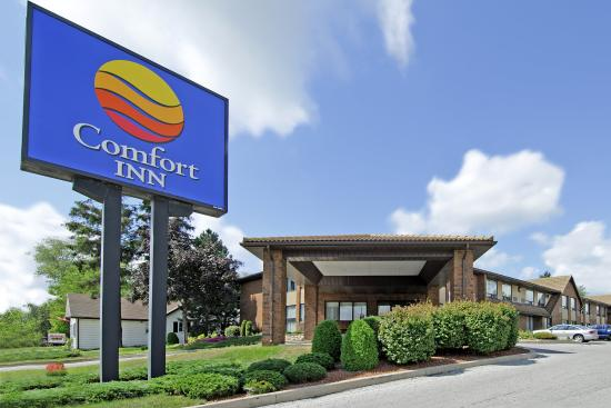 Leamington, Καναδάς: as you approach Comfort Inn
