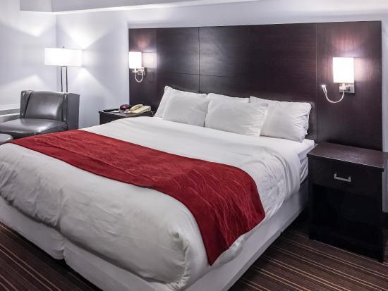 Leamington, Καναδάς: Guest room