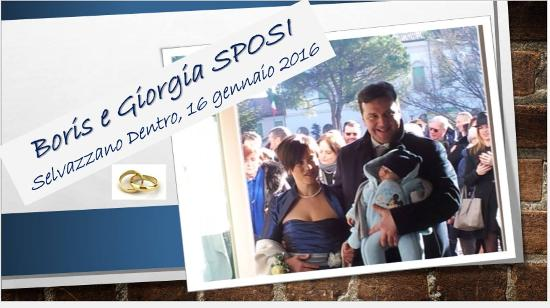 Tencarola, Италия: Cartolina matrimonio