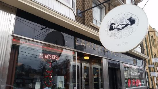 Lakeview Restaurant Toronto Dundas