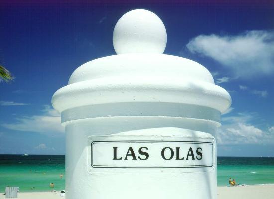 Hilton Fort Lauderdale Marina: Las Olas
