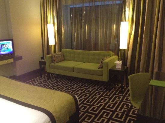 The Fitzwilliam Hotel Belfast: Bedroom