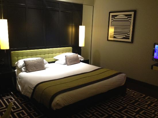 The Fitzwilliam Hotel Belfast: Bed