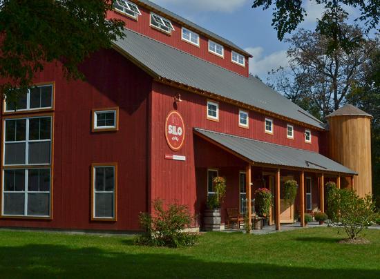 Windsor, Вермонт: SILO Distillery