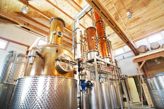 Windsor, VT: Custom made German stills