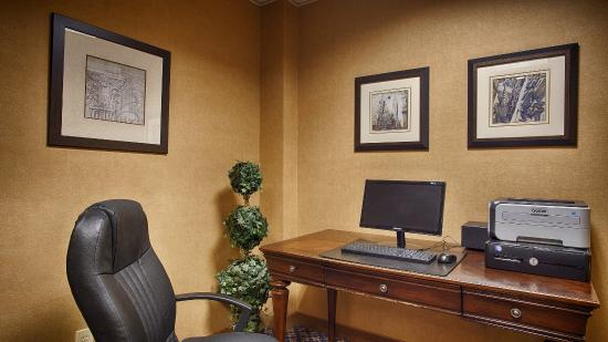 Best Western Leesburg Hotel & Conference Center: Business Center
