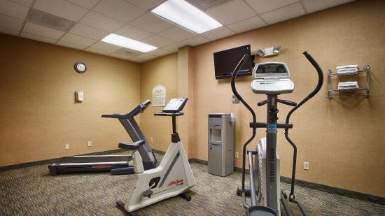 Best Western Leesburg Hotel & Conference Center: Fitness Center