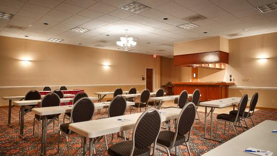 Best Western Leesburg Hotel & Conference Center: Meeting Space